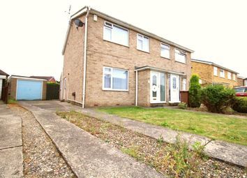 Thumbnail 3 bed semi-detached house for sale in Woldholme Avenue, Driffield