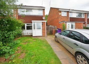 Thumbnail 3 bed semi-detached house for sale in Broom Grove, Knebworth