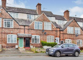 Thumbnail 3 bed terraced house for sale in Lock Road, Broadheath, Altrincham, Greater Manchester