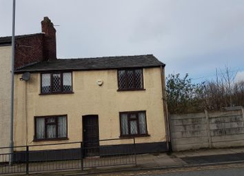Thumbnail 3 bed cottage for sale in Leigh Road, Atherton, Manchester