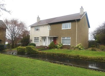 Thumbnail 2 bed semi-detached house for sale in Kinalty Road, Glasgow
