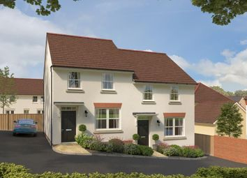 "Thumbnail 3 bed end terrace house for sale in ""Archford"" at Northfield Lane, Barnstaple"