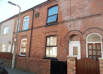 Thumbnail 2 bed terraced house to rent in Haydock Street, Newton-Le-Willows