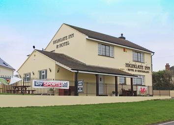 Thumbnail Pub/bar for sale in Pembrokeshire - Refurbished Coastal Village Inn SA71, Hundleton, Pembrokeshire