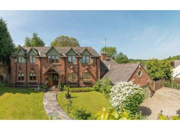 Victoria Road, Woodhouse Eaves, Loughborough LE12. 4 bed detached house for sale