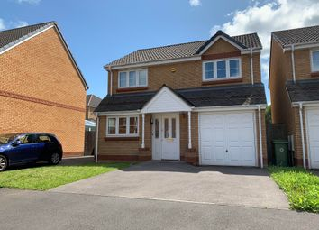 Thumbnail Detached house to rent in Wyncliffe Gardens, Pentwyn, Cardiff