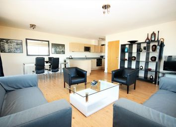 Thumbnail 3 bed flat to rent in Beaufort Park, Heritage Avenue, Colindale