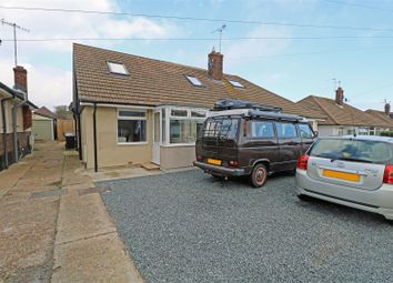 Thumbnail 4 bed semi-detached bungalow to rent in Gorringe Valley Road, Willingdon, Eastbourne