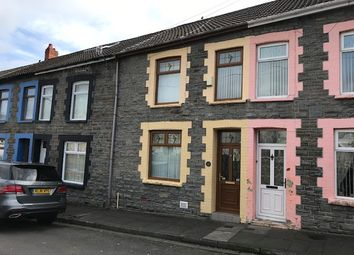 Thumbnail 3 bedroom terraced house for sale in York Street, Godreaman, Aberdare