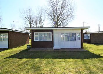 Thumbnail 2 bed detached house for sale in Seadell Holiday Estate, Beach Road, Hemsby, Great Yarmouth