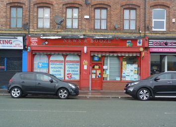Thumbnail Retail premises for sale in Conway Street, Birkenhead