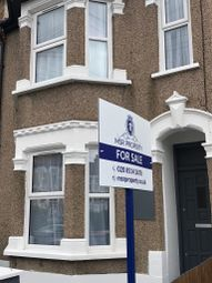 Thumbnail 5 bed terraced house for sale in Strone Road, Manor Park