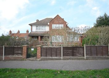Thumbnail 3 bed detached house for sale in St. Michaels Road, Sandhurst, Berkshire
