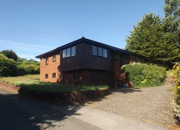 Thumbnail 4 bed detached bungalow for sale in Old Ebford Lane, Ebford, Exeter