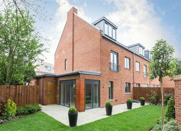Thumbnail 4 bedroom end terrace house for sale in Brookmans, Green Close, Brookmans Park, Hertfordshire