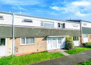 Thumbnail 3 bed terraced house for sale in Astley Close, Redditch