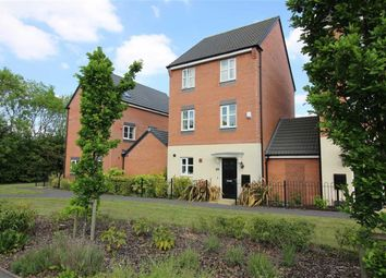 Thumbnail 4 bed link-detached house for sale in Girton Way, Mickleover, Derby