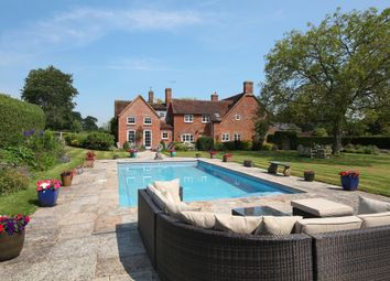 Thumbnail 6 bedroom detached house to rent in Cufaude Lane, Bramley, Tadley