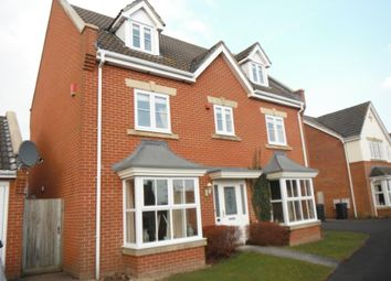 Thumbnail 5 bed detached house to rent in Stourton Park, Trowbridge
