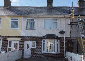 Thumbnail 3 bed terraced house for sale in Jubilee Road, Bridgend