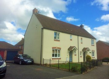 Thumbnail 3 bed town house to rent in The Furr Marsh, Warwick