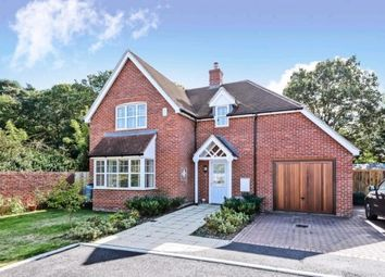 Thumbnail 4 bed detached house to rent in Stanley Close, Baughurst, Tadley