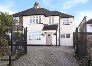 Thumbnail 5 bed semi-detached house for sale in Eastcote Road, Ruislip, Middlesex