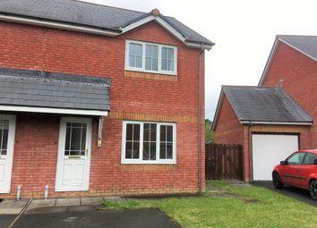 Thumbnail 2 bed property to rent in Maesmawr, Llanbadarn Fawr, Aberystwyth