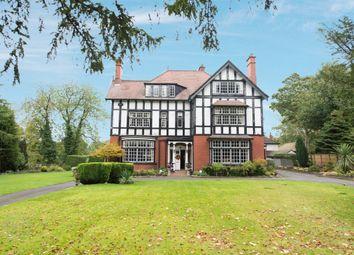Thumbnail 9 bedroom detached house for sale in Broseley Lane, Kenyon, Warrington