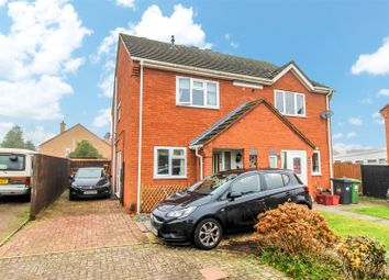 Thumbnail 2 bed semi-detached house for sale in Keir Close, Leamington Spa