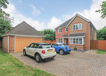 Thumbnail 4 bed detached house for sale in Aylesbury Road, Aston Clinton, Buckinghamshire