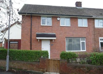 Thumbnail 3 bed semi-detached house to rent in Jarvis Walk, Hartlepool