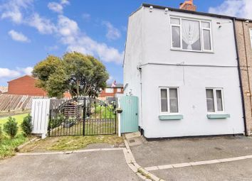 Thumbnail 4 bed end terrace house for sale in Market Street, Featherstone, Pontefract