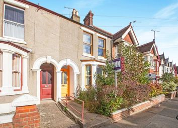 Thumbnail 3 bed terraced house for sale in Beverley Road, Canterbury
