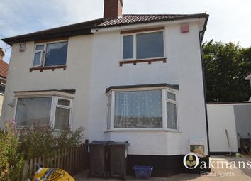 Thumbnail 2 bed property to rent in Reservoir Road, Selly Oak, Birmingham, West Midlands.