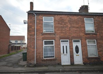 Thumbnail 2 bed end terrace house to rent in Park Street, Alfreton