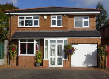 Thumbnail 4 bed detached house for sale in Wyckham Road, Castle Bromwich, Birmingham