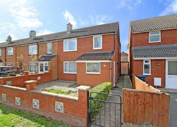 Thumbnail 3 bed end terrace house for sale in The Rosary, Royal Wootton Bassett, Wiltshire
