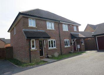Thumbnail 3 bed property to rent in Wood Lane, Kingsnorth, Ashford
