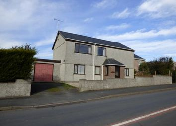 Thumbnail 3 bed detached house for sale in Tai'r Lon, Nefyn, Pwllheli, Gwynedd