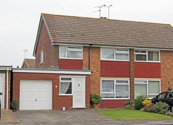 Thumbnail 3 bed semi-detached house for sale in Roper Road, Teynham, Sittingbourne, Kent