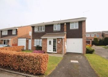 Thumbnail 4 bed detached house to rent in Chapter Close, Oakwood, Derby