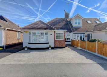 Thumbnail 3 bed bungalow for sale in Thorndon Avenue, West Horndon, Brentwood