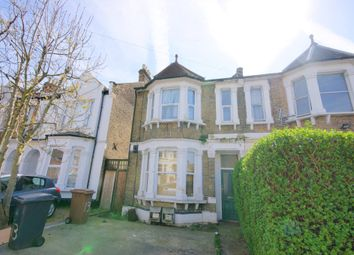Thumbnail 3 bed flat to rent in Clarendon Road, Leytonstone