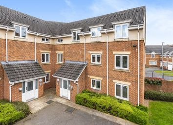 Thumbnail 2 bed flat for sale in Hill End Crescent, Leeds