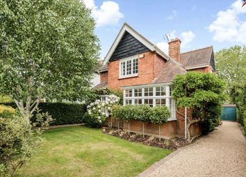 Thumbnail 4 bed detached house for sale in Portsmouth Avenue, Thames Ditton