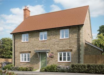 Thumbnail 4 bed detached house for sale in Southam Road, Kineton Mews, Kineton