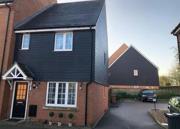 Thumbnail 3 bed end terrace house for sale in Pembridge Gardens, Stevenage, Hertfordshire, England