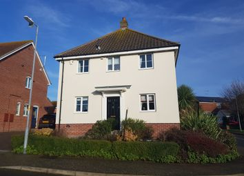 Thumbnail 3 bed detached house for sale in Gravel Hill Way, Dovercourt, Harwich