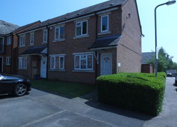 Thumbnail 2 bedroom end terrace house to rent in Plough Close, Rothwell